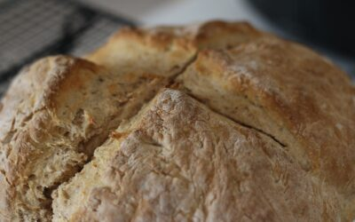 Wholemeal Spelt Soda Bread