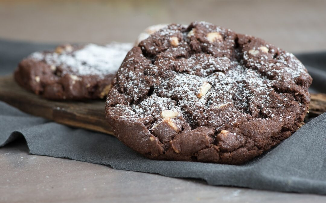 Charming Chocolate Emmer Cookies