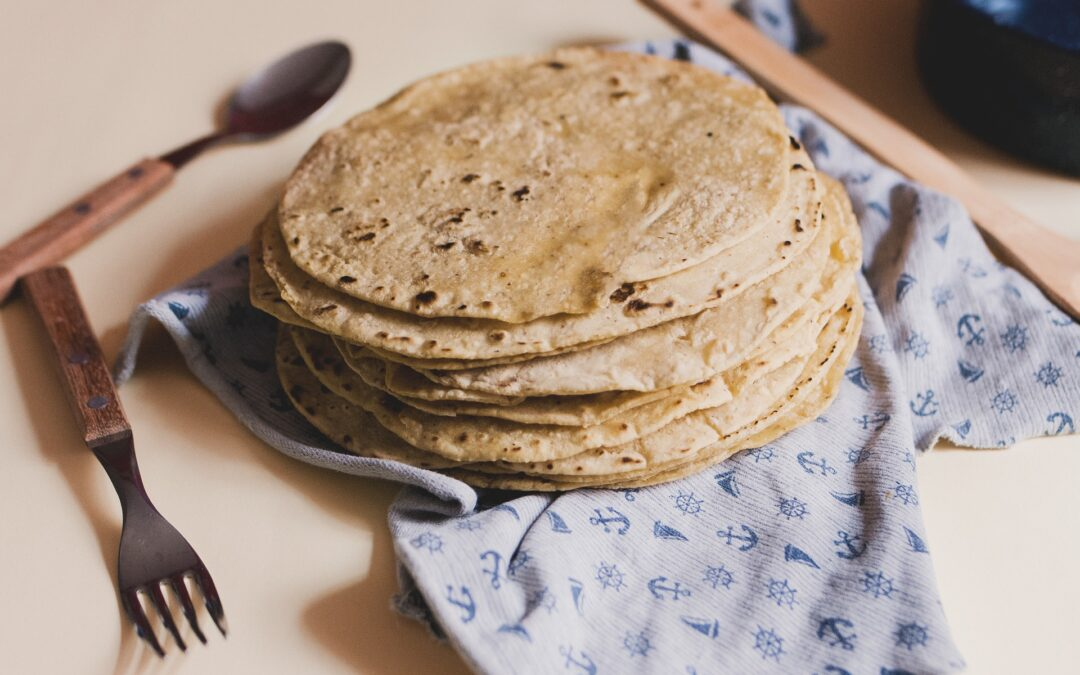 OurAuthentic Mexican Tasty Tortilla