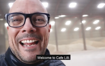 Q&A with Roberto from Café Lilli
